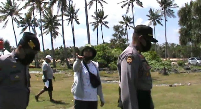 Akses Tertutup, Warga Curigai Investasi Asing Di Pantai Talloiya Bonelohe Selayar