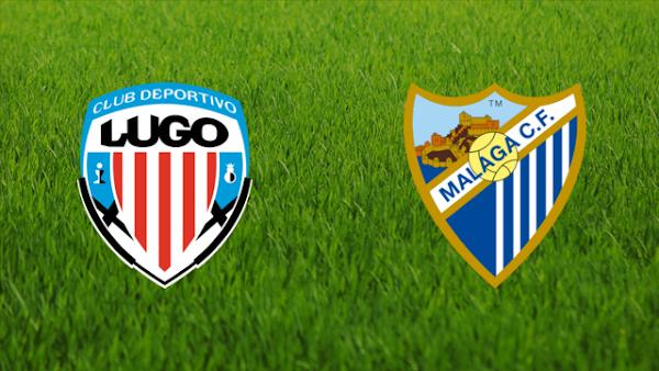 Lugo - Málaga, alineaciones posibles