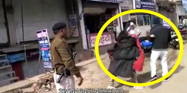 राजगढ़ कलेक्टर: गृह मंत्री ने कहा कानून अपना काम करेगा, ASI को पीटने वाला वीडियो सामने आया