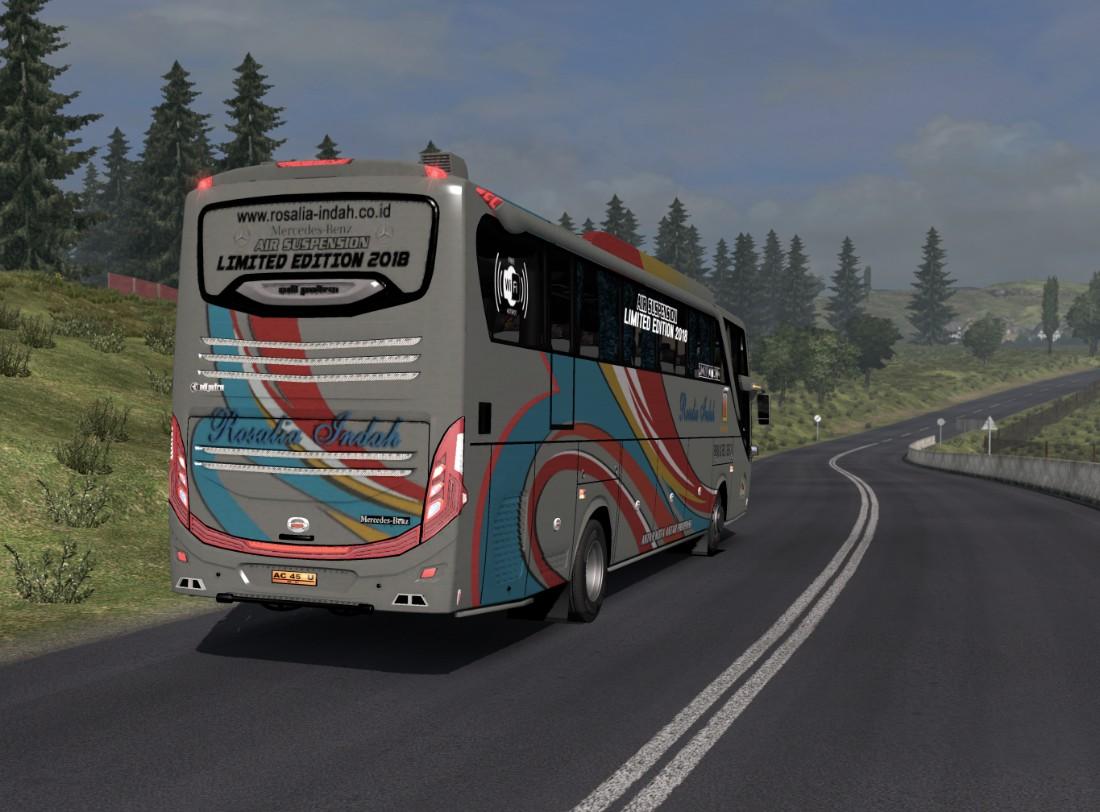 Adiputro Jetbus 3 By Atarik Mod Ets2 Indonesia