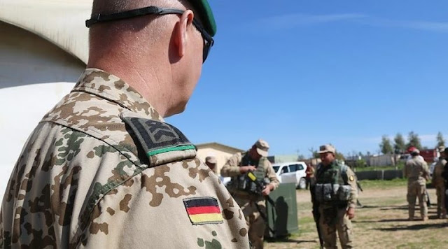 550 soldiers under investigation in Germany after allegedly belonging to the far right-wing