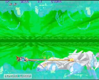 ゼクゼクス プレイ画面3