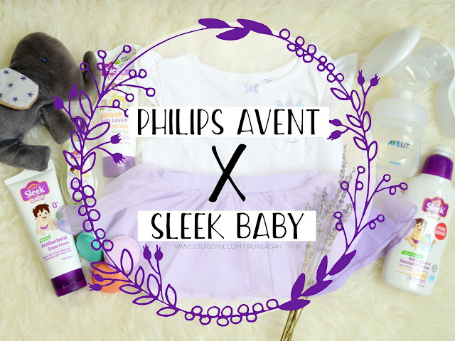 Philips Avent dan Sleek Baby