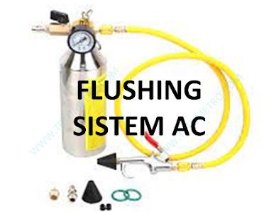Manfaat flushing sistem AC