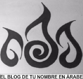 El elemento del fuego en blanco y negro