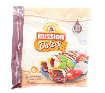 Mission foods dulces
