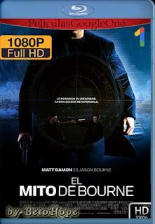 El Mito De Bourne [1080p BRrip] [Latino-Inglés] [GoogleDrive] RafagaHD