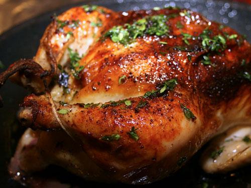 Food - Drink - Sleep -Travel : Roasted Chicken  Panlasang