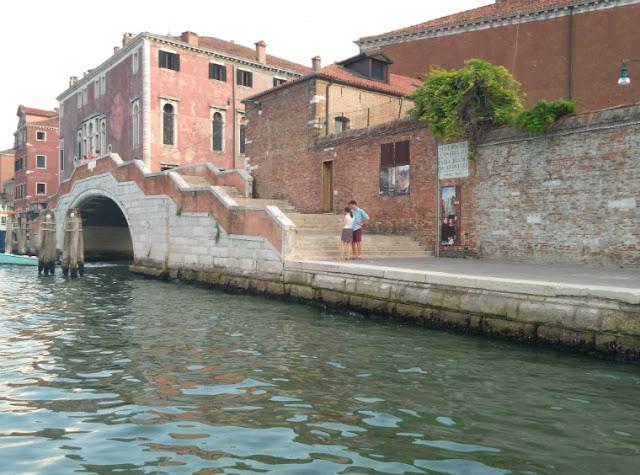 agua canales verano turismo