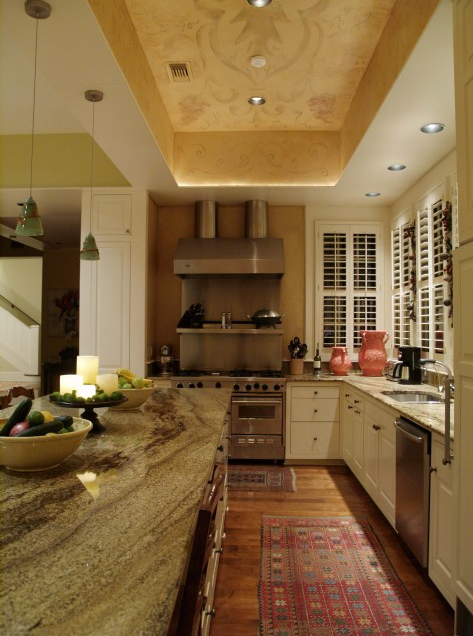 Different Types Of Kitchen Designs: Fiorito Interior Design: Things Are Looking Up! Three