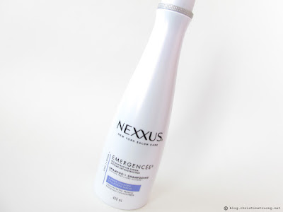 NEXXUS Emergencee Reconstrucive System Rebalancing Shampoo