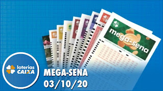 Resultado da Mega-Sena nº 2305 - Lotofácil nº 2048 - Timemania  nº 1545 - Dupla Sena nº 2139 - Dia de Sorte  nº 364