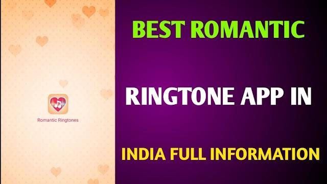 TOP RINGTONE APP IN INDIA