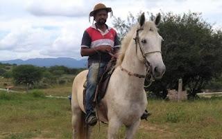 Vaqueiro é encontrado morto na comunidade do Pau Ferro em Jacobina