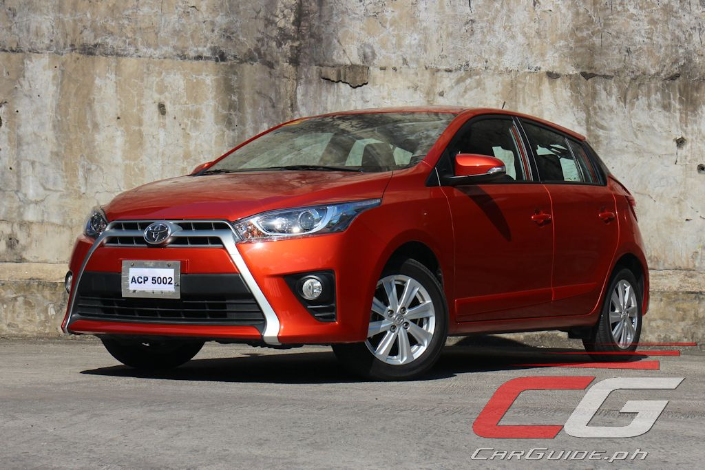Review 2017 Toyota Vios 15 G and Toyota Yaris 15 G Philippine
