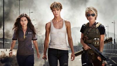Dunia Sinema Terminator : Dark Fate Dani, Grace dan Sarah Connor
