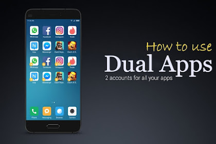 Cara Kloning Aplikasi di Xiaomi Paling Mudah