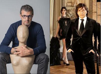 Vittorio Camaiani ed Anton Giulio Grande