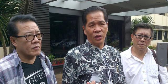 Hampir Saja Anton Medan Diamuk Ahok Gara-gara Ngomong Begini