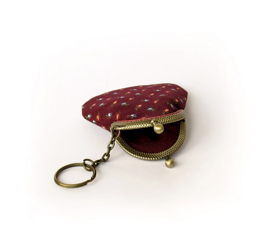 шитье, кошелек для монет, sewing