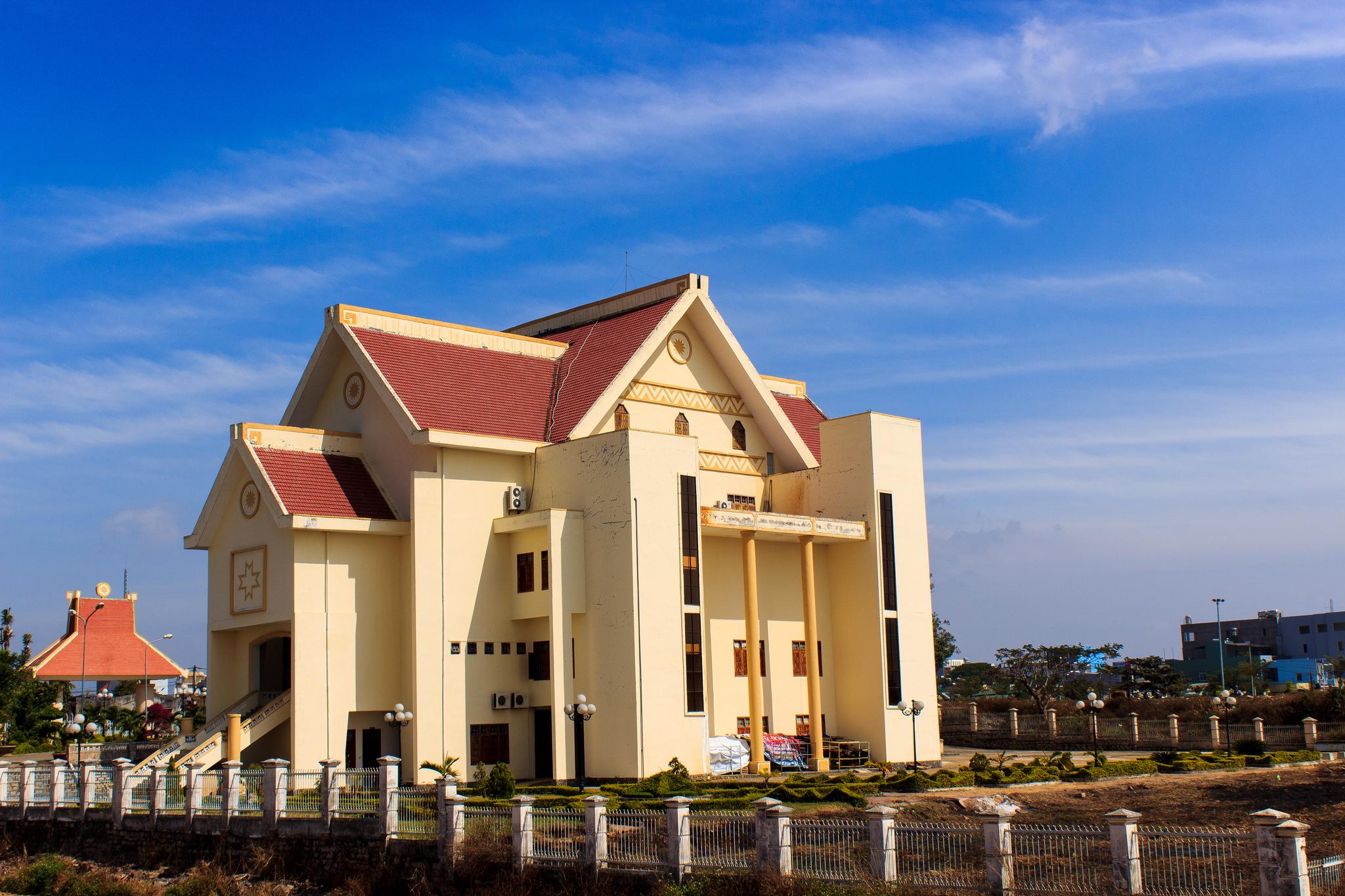 Bảo tàng Kon Tum địa điểm du lịch ấn tượng tại Kon Tum