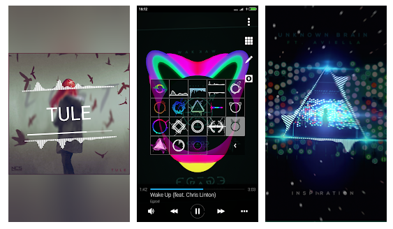 Avee Music Player Pro App for Android Fully Unlocked