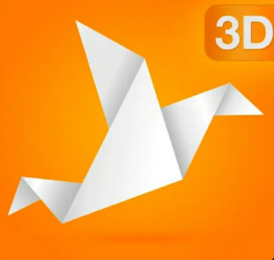 120 Free 3D-Animated Step-by-Step origami lessons.