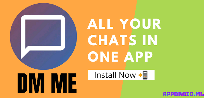 DM ME APP - All your chats in one app