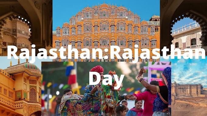 Rajasthan:Rajasthan Day