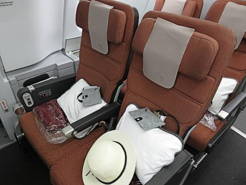 35J & 35K Qantas A380