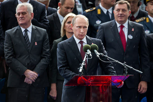Most Protected President: Vladimir Putin
