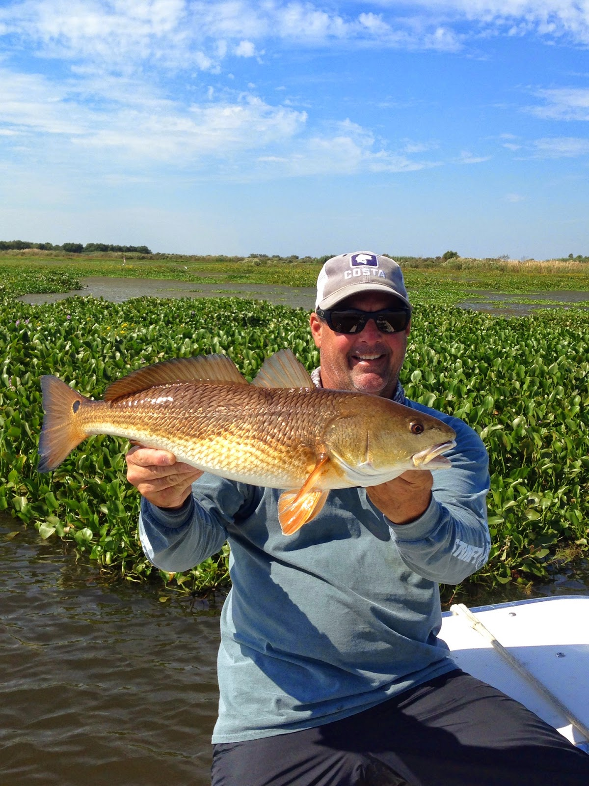 north florida fishing report november 2014