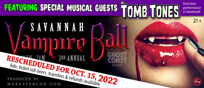 Savannah Vampire Ball III
