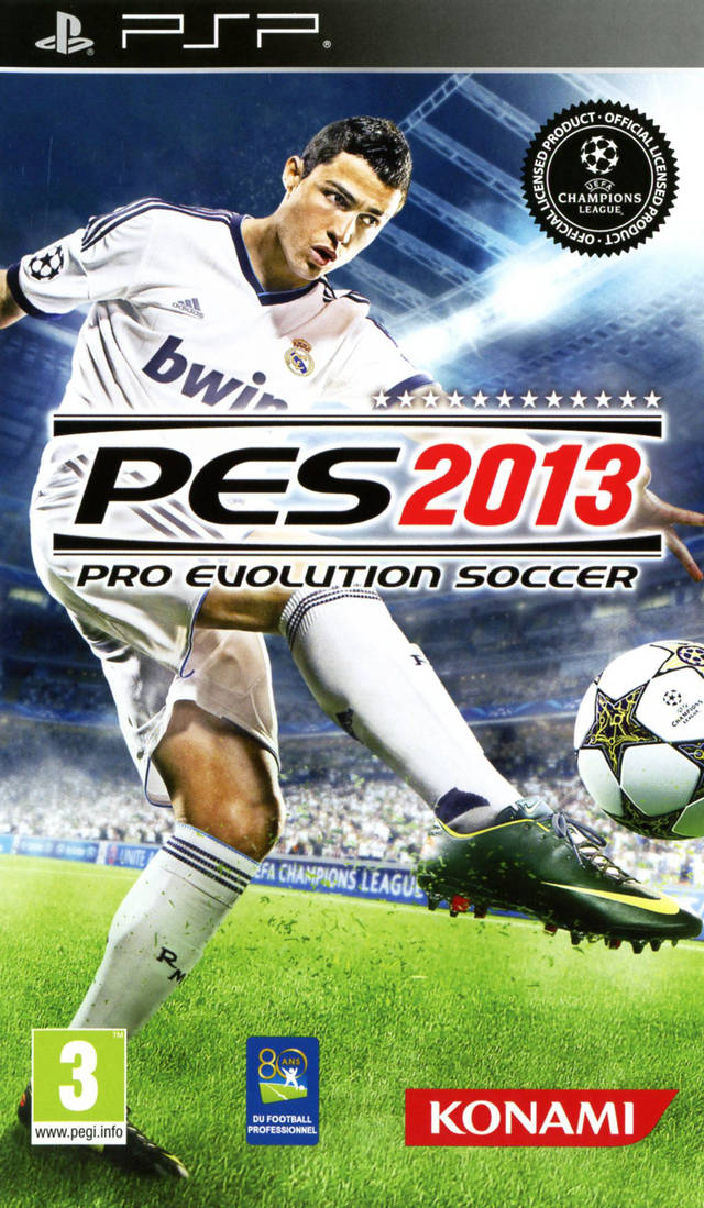 ROMs - Pro Evolution Soccer 2013 (Português) - PSP Download