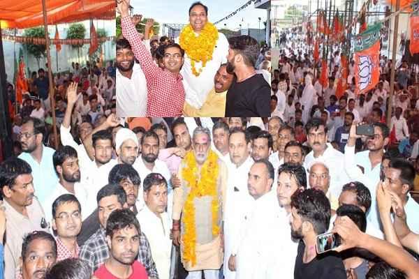 sohanpal-singh-chhokar-may-be-bjp-candidate-from-prithla-vidhansabha