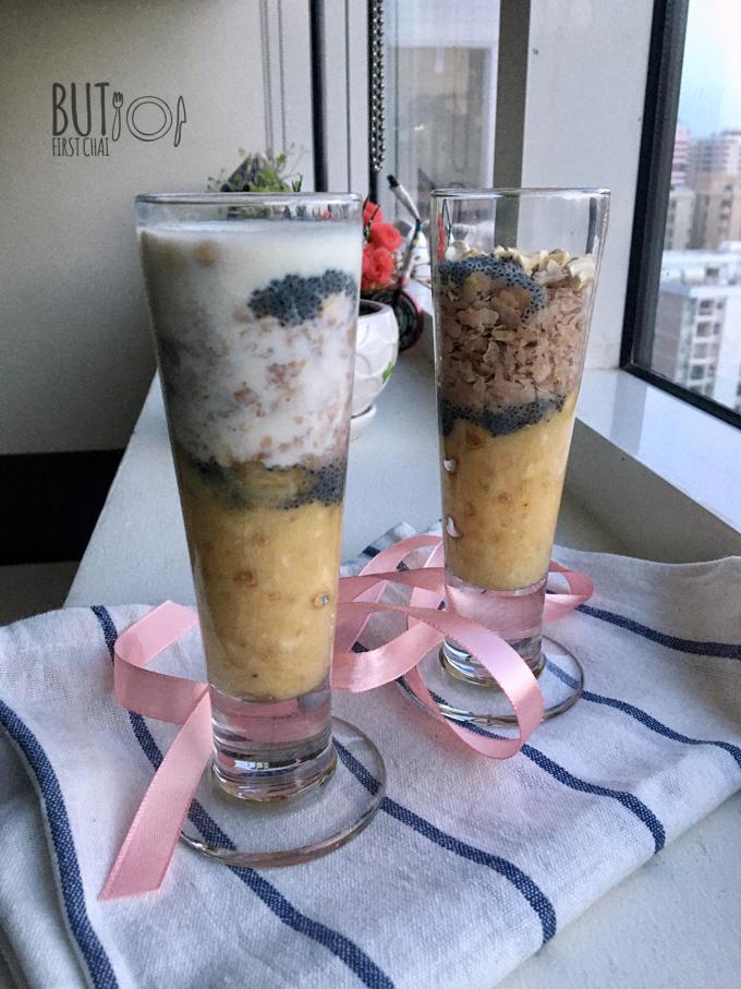 Aval Milk | Rice Flakes Milk | Poha Milk