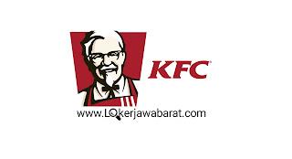 LOWONGAN KERJA KFC INDONESIA TERBARU BULAN JUNI 2020