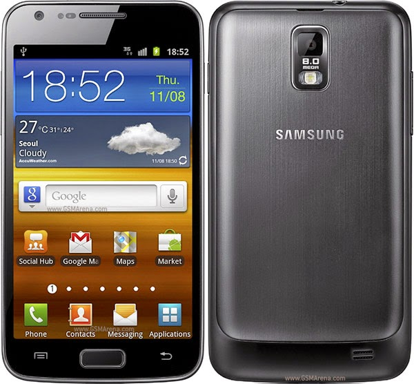 Samsunf I9210 Galaxy S II LTE Latest Firmwares