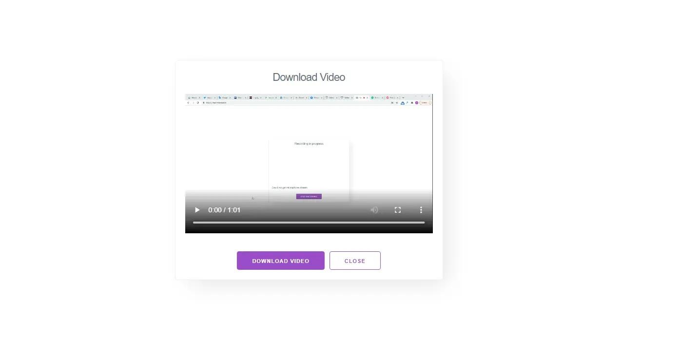 3 طريقة مجانية لتسجيل شاشة الكمبيوتر دون تثبيت أي برنامج