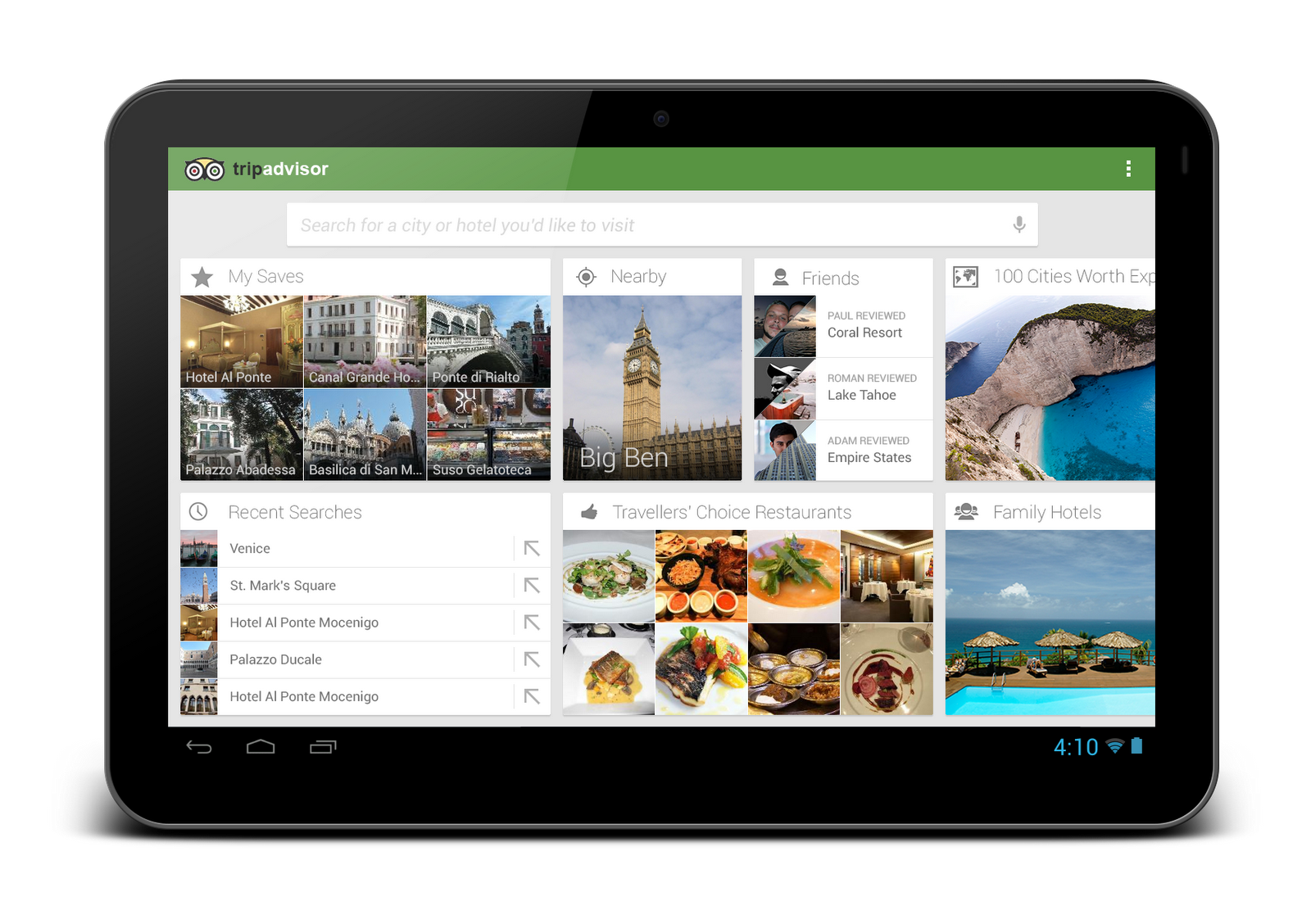 App Di Design android developers blog: designing for tablets? we're here