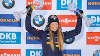 Copa del Mundo femenina 2020 - Dorothea Wierer consigue dominar por segundo año consecutivo