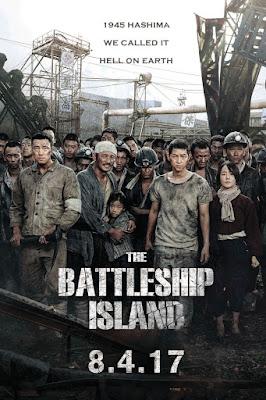Film The Battleship Island ( 2017)