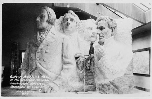 Mount Rushmore Archival