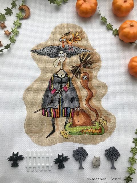 Ведьмочка от PANNA