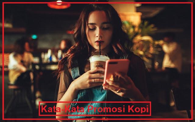 promosi kopi