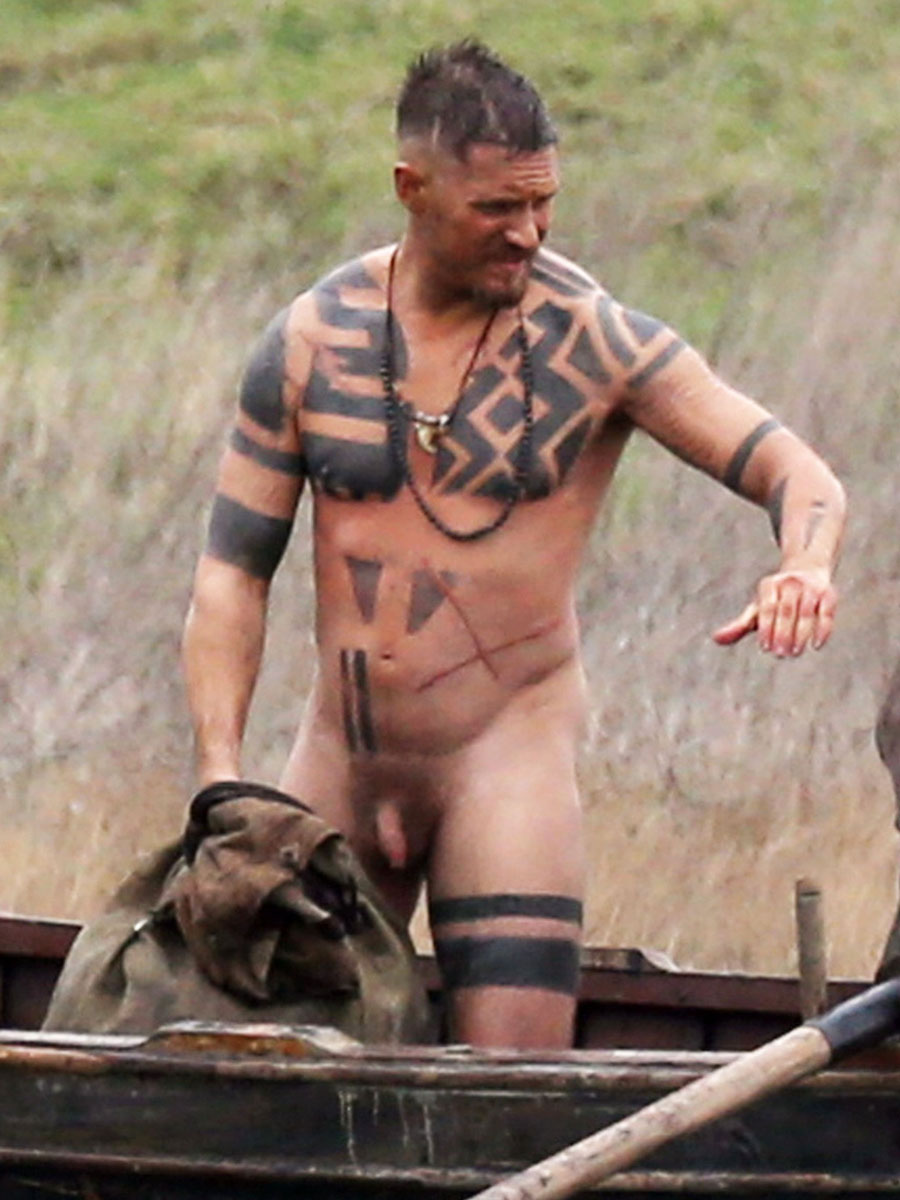 All Tom hardy nude sccene congratulate
