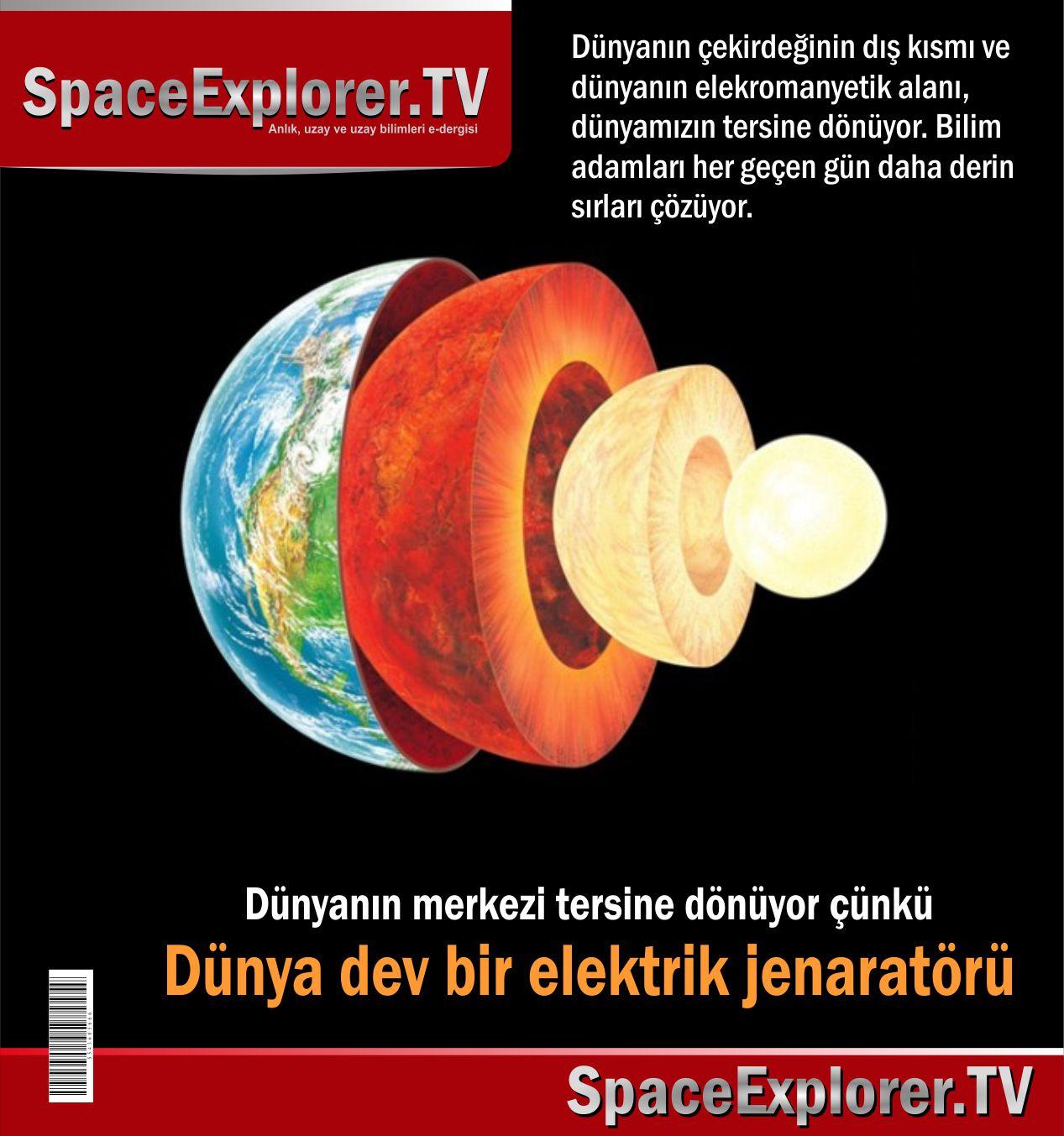 Dünya, Elektromanyetik savaş, Çekirdek, The Core, Videolar, Çekirdek filmi, Manyetik alan, İç çekirdek, Dış çekirdek, Şimşekler, Space Explorer,