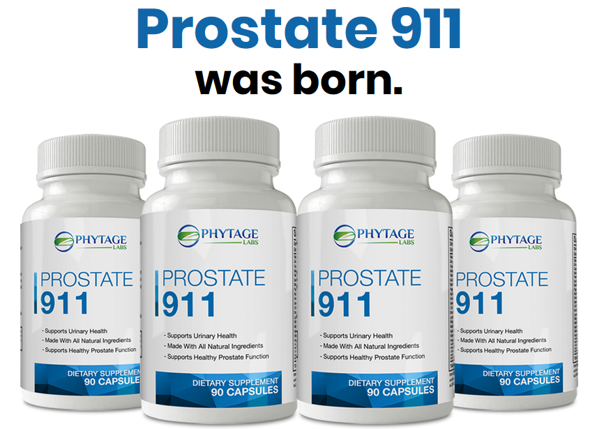 Prostate 911 Shrinker