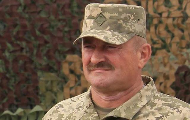 Зеленський призначив нового командувача ООС