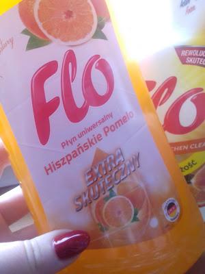 Chemia gospodarcza marki FLO, a więc porządków czas start ;)